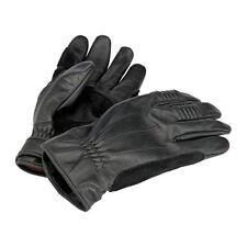 Guanti Uomo Pelle Biltwell Work Gloves Black Biker Custom Taglia XL