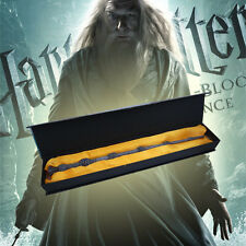 35cm New In Box Harry Potter Dumbledore Magical Magic PVC Wand Replica GIFT