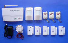 Advanced GSM Home Security System With Auto-Dialer (Special Low Price )