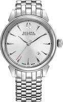 Bulova Accutron Gemini 63B156 Swiss Made Mens 26-Jewel Automatic Watch $1095 NEW