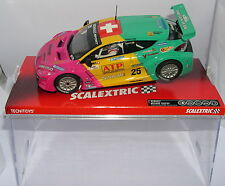 SCALEXTRIC A10035S300 RENAULT MEGANE TROPHY  #25  COMINI  MB