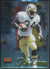 1995 Images Limited Football Card #118 Ray Zellars RC