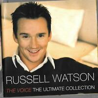 cd russell watson collection the voice the ultimate collection