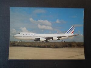 CPM Air France Boeing 747-200 (F Gcbd ) Paris-Orly