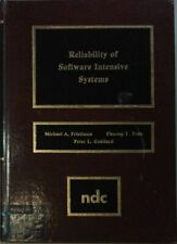 Reliability of Software Intensive Systems. Friedman, Michael A., Phuong Y. Tran