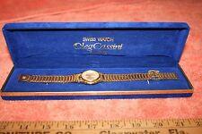 Vintage Men's or Women's Oleg Cassini Swiss Wrist Watch Quartz in Box