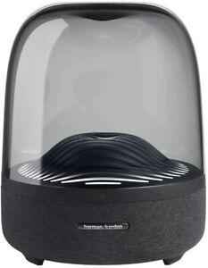 Harman Kardon Aura Studio 3 - Wireless Speaker with Premium Design and Ambient