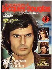 fotoromanzo LE AVVENTURE DI JACQUES DOUGLAS ANNO 1980 NUMERO 179 GASPARRI PELEI