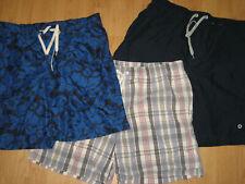 Mens swim shorts Merona Old Navy lot Large bathing suit swimwear