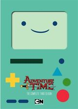 ADVENTURE TIME COMPLETE THIRD SEASON 3 New Sealed 2 DVD Set Cartoon Network