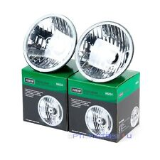 "Nokya H6024Sealed Beam Headlight Conversion 7"" Round One Pair SAE/DOT NOK2210S"