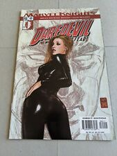 Daredevil #64 November 2004 Marvel Comics Bendis BLACK WIDOW Sexy Cover