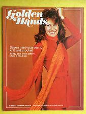 Golden Hands - Part 55, Crochet, Knitting, Dressmaking, Embroidery, Magazine