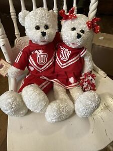 Chantilly Lane 'Love U' Duet Bears Sing SHOUT & Animated Heads Move - See Video