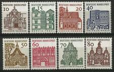 Germany (West) 1964 MNH - 12 Centuries of  German Architecture (1st issue)