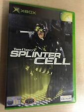 * Original Xbox Game * SPLINTER CELL * X Box