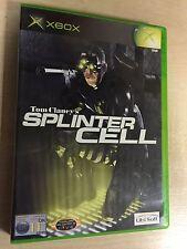 * Original Xbox Game * SPLINTER CELL * X Box