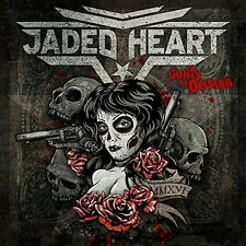 Jaded Heart - Guilty By Design [New CD] UK - Import
