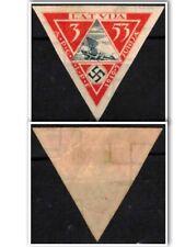 Latvia 1933, Sc C18, Imperf. MLH.