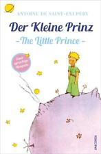 Der Kleine Prinz / Little Prince (zweisprachige Ausgabe) - 9783730604205