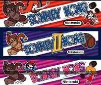Donkey Kong Free play and High Score Save Kit Arcade