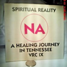 "Narcotics Anonymous Nov. 27 To Dec. 1, 1991 Nashville Tenn. Vrc Ix ""A Healing Jo"