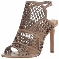 Vince Camuto Women's Korthina Open Toe Ankle Strap Dress Sandals Moonlight