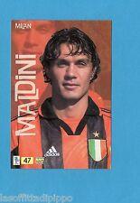 MUNDI CARDS - CALCIATORI 2000  Figurina n.47- PAOLO MALDINI - MILAN