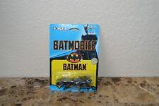 Vintage 1989 Ertl Batman Movie Diecast Batmobile 1/64 Scale New on Card