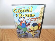 Corneil and Bernie - The Complete Series (DVD, 2008, 2-Disc Set) BRAND NEW