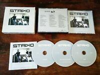Stadio - The Platinum Collection Box 3x Cd Ottimo Spedito in 48 H