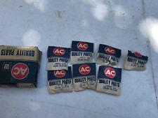 7 Vintage/NOS Ac/Delco Rochester Carburetor GF-455 Filter 5651689/7013404