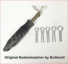 BULKTEX® Scheibenklemmprofil Montagewerkzeug Traktor UTB Bagger Radlader Deutz