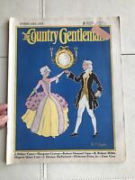 The Country Gentleman 30s 1932 Agriculture Magazine Zane Grey Rococo Fashion