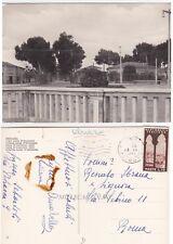 PESCARA: VIALE LUISA D'ANNUNZIO  1954