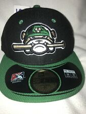 New Era 5950 Low Crown Minor League Jackson Generals Fitted Hat Cap 7 1/8 MiLB