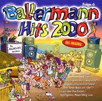 Ballermann Hits 2000-Folge 6 (EMI) EAV, Mickie Krause, Chris Rabatz, Hö.. [2 CD]