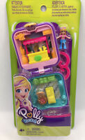 Polly Pocket Tiny Compact Farmers Market with Lemonade Stand Tiny Places NEW UK