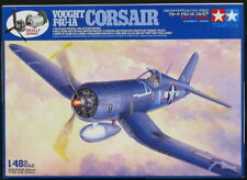 1/48 Tamiya Models VOUGHT F4U-1 CORSAIR with MOTORIZED PROPELLER *MINT*