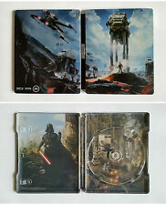 STEELBOOK STAR WARS BATTLEFRONT PS4 XBOX ONE / neuf.new