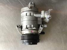2017 Ford F150 2.7L AC Compressor R1234YF 58K OEM *HL3H-19D629-KC*