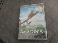 """DVD NEUF """"AMAZONIA"""" de Thierry DAGOBERT"""