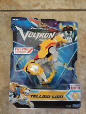 2017 Playmates Voltron Legendary Defender Yellow Lion NEW