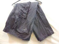 Bundeswehr Hose Grösse 9 Dunkelblaue Hose mit 2 aufgesetzen Seitentaschen