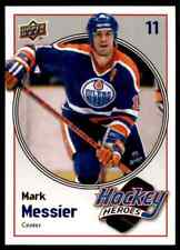 2009-10 Upper Deck Hockey Heroes Mark Messier Mark Messier #HH22