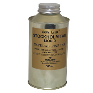 Gold Label Stockholm Tar Liquid