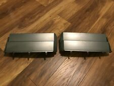 Genuine Range Rover L322 Side Vent Grille Wing Grill Left & Right grey colour