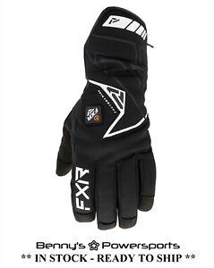 FXR Men's Transfer E-Tech Glove Insulated Heated Snowmobile Winter Snow