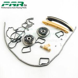 Cam Adjusters Timing Chain Kit Kompressor for Mercedes M271 C200 C180 C230 W203