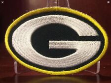 🏉🏉🏉GREEN BAY PACKERS  TEAM LOGO G PATCH, BRAND NEW, EASY IRON ON🏉